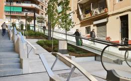 Projecte de millora d'accessibilitat urbana