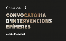 A Cel Obert, Festival d'Intervencions Efímeres
