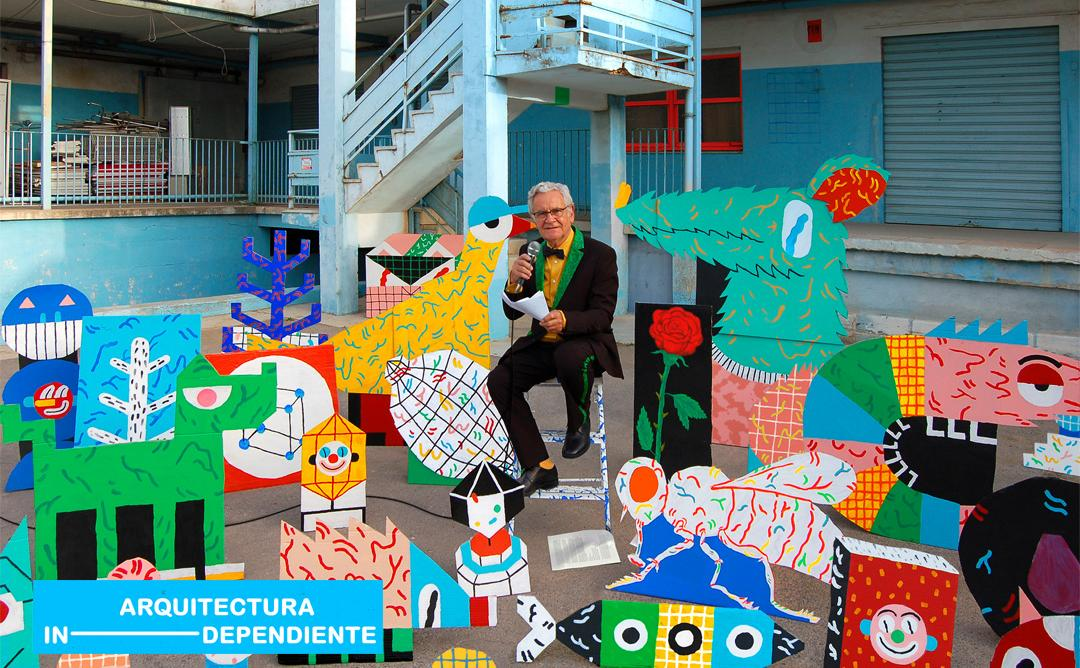 "Presentació del llibre ""Arquitectura in-dependiente"" de José Maria Torres Nadal"