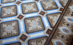 Mosaic de la fàbrica de Nolla