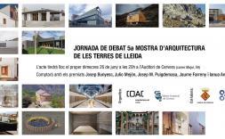 Jornada de debat: 5a Mostra d'Arquitectura de les Terres de Lleida