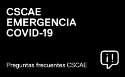 CSCAE emergencia covid-19
