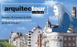 Arquitectour Lleida 2019